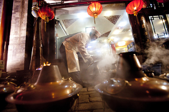 Chinese restaurant laced meals with opium