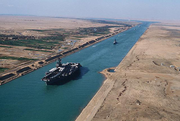 Egypt's New Suez Canal will open Aug. 6