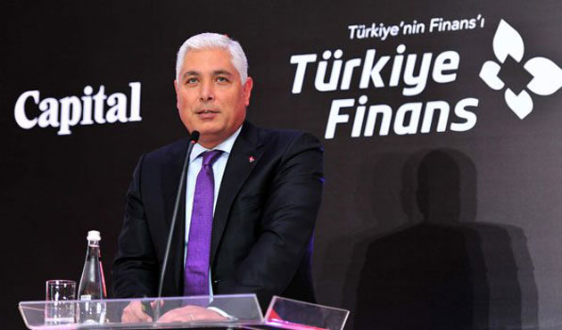 Turkiye Finans CEO quits