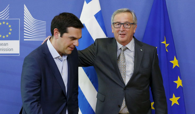 Compromise emerging for Greek bailout in Brussels
