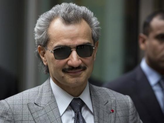 Saudi billionaire Prince Alwaleed settles Forbes case