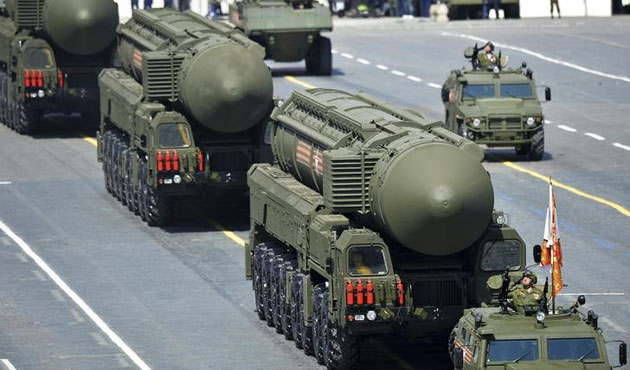 Russia to add 40 ballistic missiles to nuclear arsenal