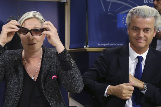 Marine Le Pen, Geert Wilders form anti-EU bloc
