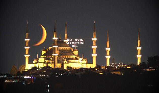Muslims welcome holy month of Ramadan