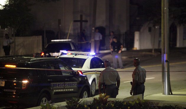 'Hate Crime' attack at Charleston, leaves nine dead