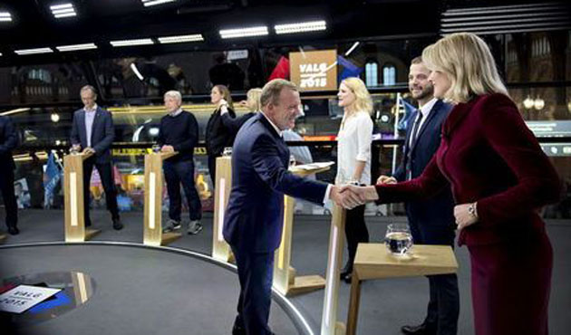 Denmark votes in close election