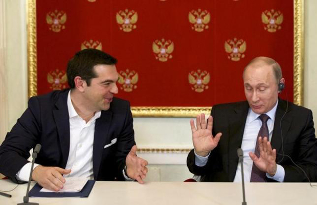 Russia confirms Greece has not asked for aid