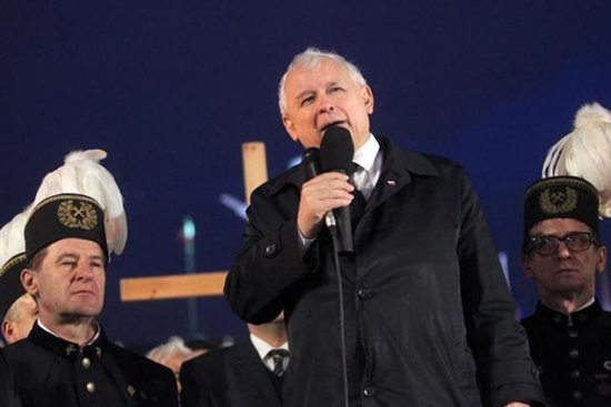 Poland's Kaczynski backed deputy as potential PM