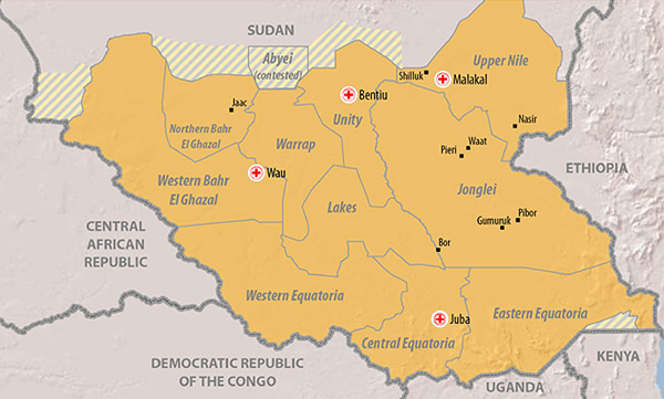 New initiative to urge peace for South Sudan