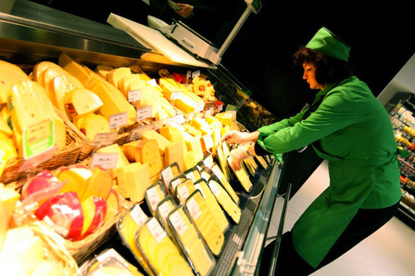 Russia prepares proposal on Western food ban extension