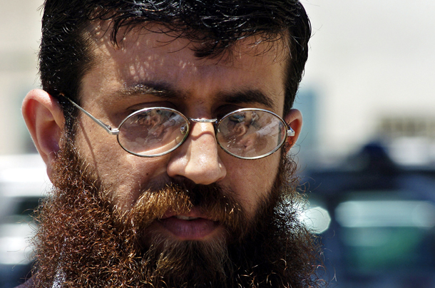 Palestinian Khader Adnan  on the verge of death