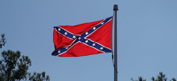 Michigan cop suspended for driving with Confederate flag