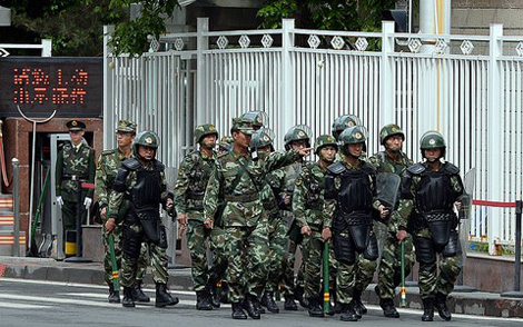 Uyghurs blamed in Xinjiang attack