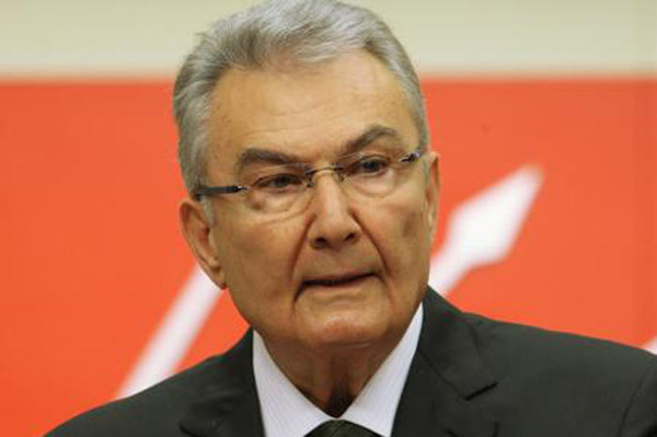 Former CHP leader transferred to Germany for treatment