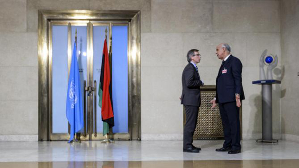 Libya peace talks in 'final stages': UN envoy