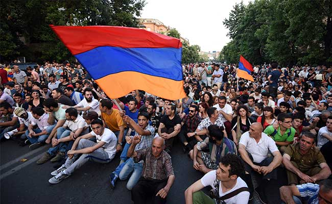 Armenia suspends to increase electricity bills