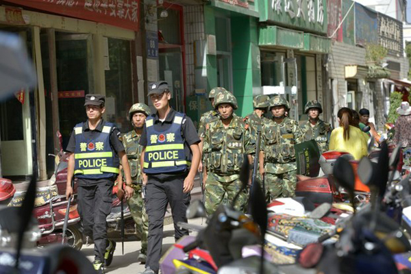 Uyghur woman dies in Chinese custody, son missing