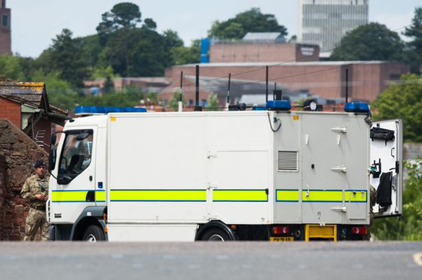 UK school, mosque evacuated after bomb threat