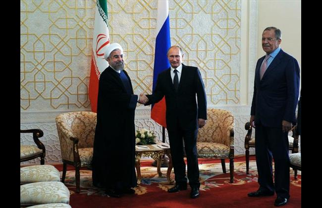 Putin to meet Iran's Rouhani