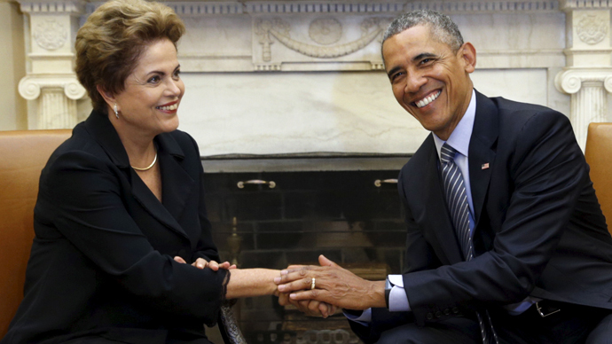 US spied on Brazil's President and top officials