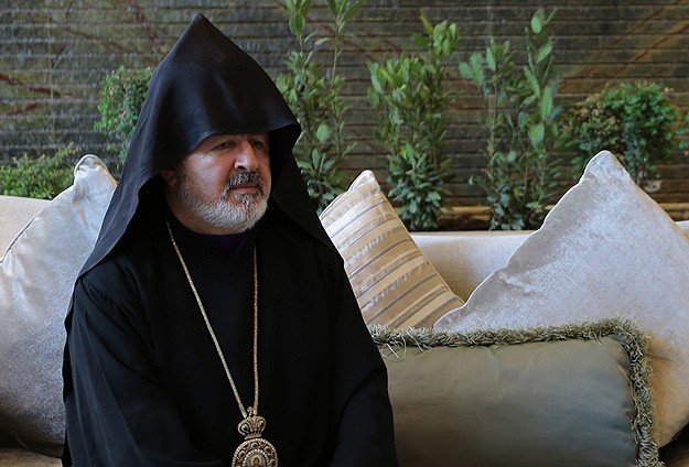 Armenian bishop: 'Everyone is making sacrifices for Turkey'