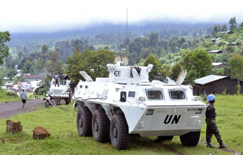 'Fake' UN troops attack state radio offices in Bangui