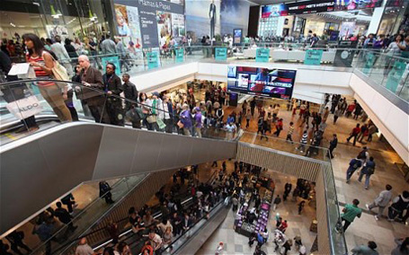 Unexploded WWII bomb found in UK Westfields