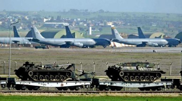 Anti-ISIL coalition to step up use of Turkish air base