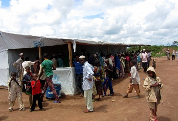 Nigerian refugees try to rebuild lives in Cameroon