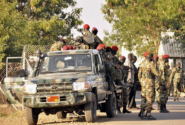 S. Sudan warring parties accused of human rights breaches