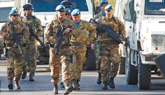 Turkey gives green light to UNIFIL motion