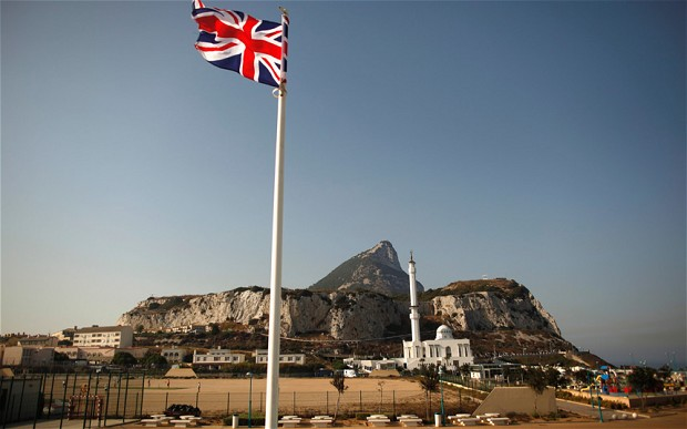 UK, Brussels row over Gibraltar rumbles on