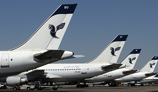 Russia in talks with Iran over passenger plane sales