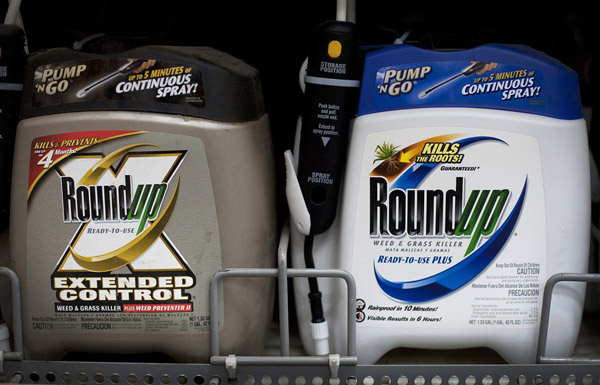 Monsanto wants own review on Roundup
