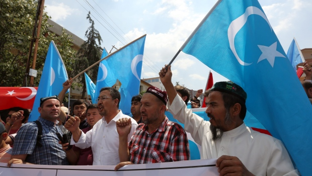 Uighur group based in Turkey calls for calm