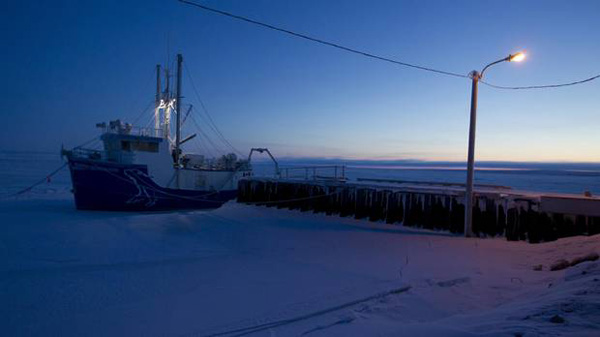 Russia, US sign on fishing ban in Arctic as sea ice melts