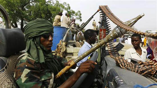 At least 100 killed in Darfur tribal clashes