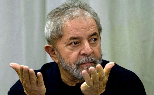 Jailed Lula registers candidacy for president in Brazil