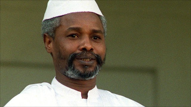Court upholds life imprisonment for Chad's ex-president
