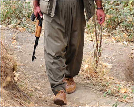 Suicide bombers arrested on Turkish border