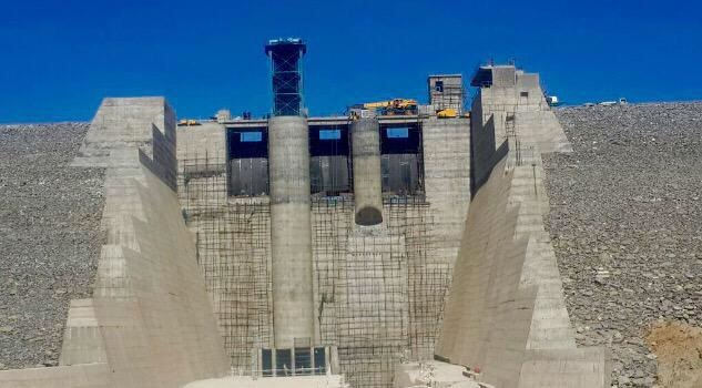 India's dam project in Afghanistan approaches completion