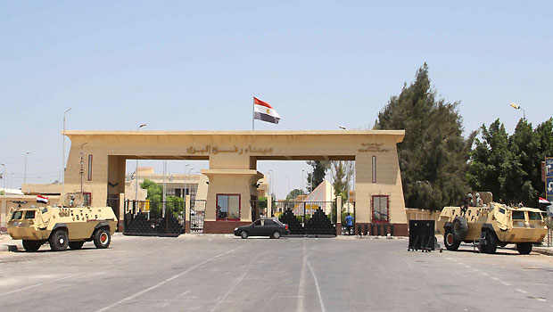 Egypt exceptionally opens Gaza crossing for 3 days