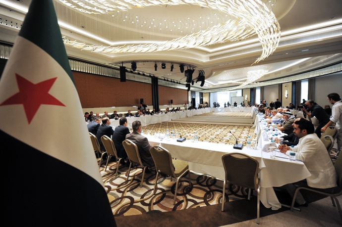 Syrian opposition wary ahead of Russia talks