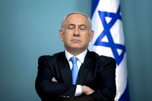 Petition for Netanyahu's arrest for 'war crimes'