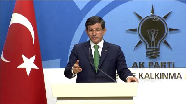 Turkish PM hails new interim Cabinet
