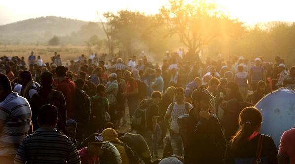 Macedonia has 491 refugees, sends back nearly 12,000