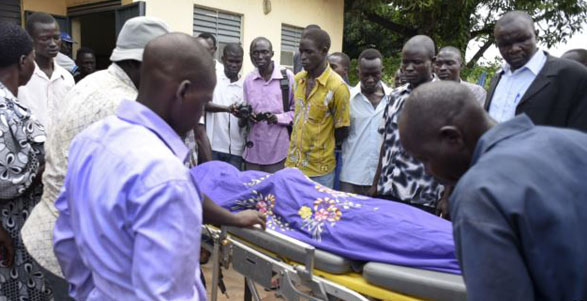 S.Sudan journalist killed days after President threat