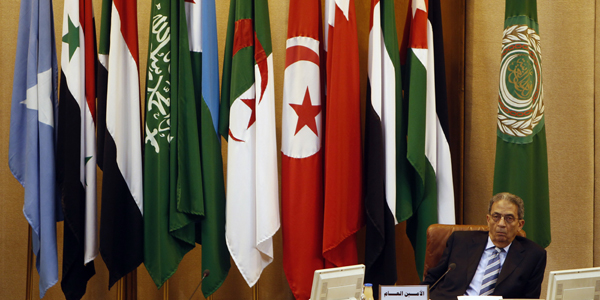 Arab Union urge Israel to act reasonably