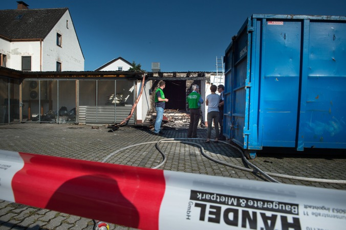 Two new attacks hit refugee centres in Germany