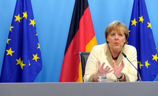 Merkel has 'good chance' of winning Nobel Peace Prize